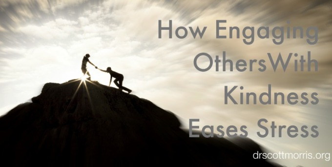 How Engaging Others With Kindness Eases Stress